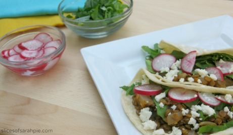 Lentil Tacos- Slices of Sarah Pie