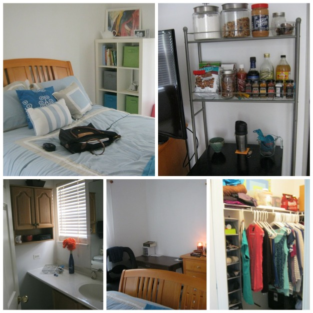 Slices of Life- sharing a room